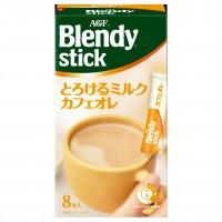 브렌디 스틱 카페오레 녹는우유 8개입