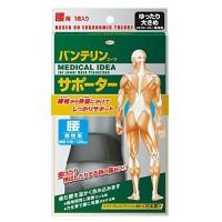 반테린 코아 서포터 허리 남성용 블랙