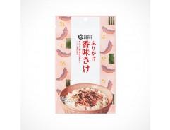 [여러분의 보증]후리카케 시리즈 향미 연어 31g