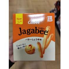카루비 쟈가비 버터 간장맛 16g x 5봉지