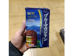 UCC 커피탐구 블루 마운틴 브랜드 가루 200g