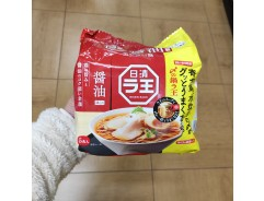 닛신 라오 간장 맛 5개입