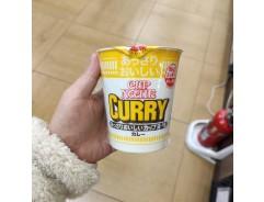 닛신 담백한 컵누들 카레 맛