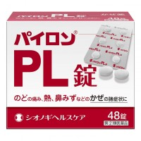 감기약 파이론PL정 48정