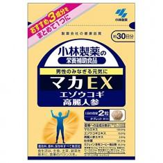 영양 보조 식품 마카 EX 약 30일분 (60정)